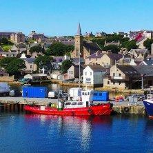 porto di Kirkwall Orcadi