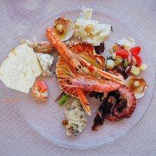 Antipasto di pesce_ Ristorante Da Bepi_phVGaluppo cucina di Caorle