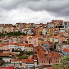 Coimbra dall'alto