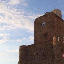 torre del castello Termoli