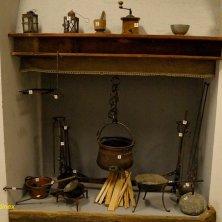 Museo dei Mestieri, Usi e Costumi di Goima_focolare_phVGaluppo