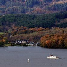 Windermere in autunno