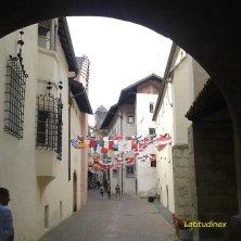arco di entrata di Chiusa