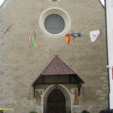 ingresso chiesa di Sant'Andrea
