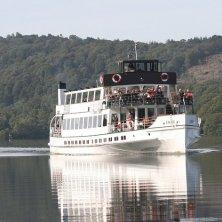 traghetto sul lago Windemere