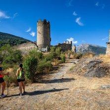 VALLE D_AOSTA-Castello di Châtel Argent - Villeneuve (foto Enrico Romanzi)-Cammino Balteo 1