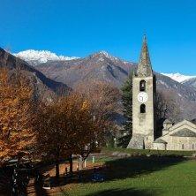 VALLE D_AOSTA-Chiesa di Arnad (foto Enrico Romanzi)-Cammino Balteo