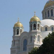 cattedrale navale Kronstadt