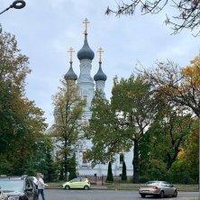 cupole chiesa Kronstadt
