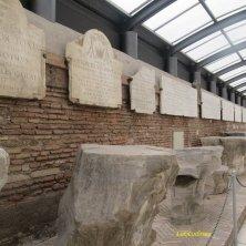 reperti archeologici a San Paolo