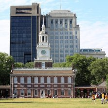 Independence Hall Philadelphia nel cinema