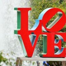 Philadelphia nel cinema città dell'amore