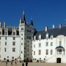 castello duca di Bretagna Voyage à Nantes