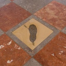impronta del diavolo Frauenkirche