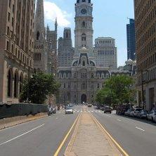 in centro Philadelphia