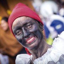 Carnevale dei bianchi e dei neri foto di Jonnatan Polo