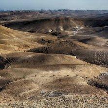 verso il Mar Morto Qumran