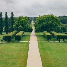 Chateau-de-Chambord parco