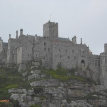 St Michael's Mount castello
