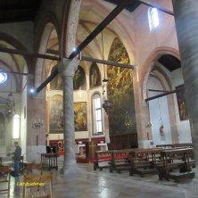 interno Santa Maria dell'Orto