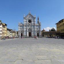 piazza Santa Croce Firenze