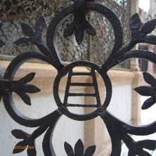 simbolo scaligero Dante a Verona