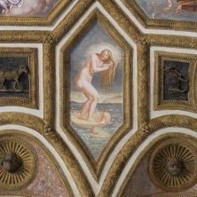Giulio Romano e allievi Venere Anadiomene Volta della Camera dei Venti 1527-1528 affresco Mantova, Palazzo Te Gian Maria Pontiroli @fondazionepalazzote