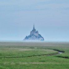 Mont Saint Michel come isola