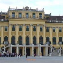 accesso al palazzo