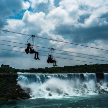 avventura sulle Niagara falls