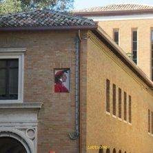 effige Dante a Ravenna