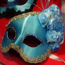 maschera artigianale