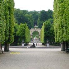 parco di Schönbrunn
