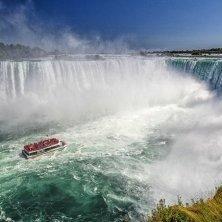 potenza delle cascate Niagara