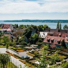 Garden in ueberlingen _copyright J�rgen Heppeler primavera al lago di Costanza