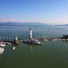 Lindau_habour_copyright_Lindau Tourismus primavera al lago di Costanza