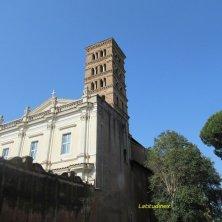 campanile Sant'Alessio Aventino
