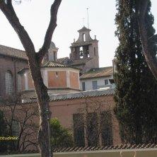 campanile all'Aventino