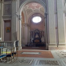 interno Sant'Alessio
