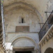 interno santuario San Michele Gargano