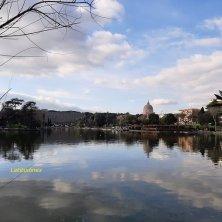 panorama sulla basilica Santi Pietro e Paolo
