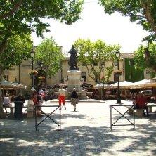 piazza st Louis IX