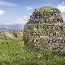 pietra a Culloden