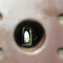 portale e buco della serratura Aventino