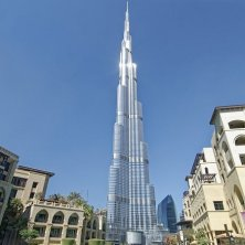 Burj Khalifa Expo Dubai