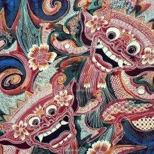 batik tradizionale indonesiano