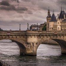 ponte Senna Parigi Baudelaire