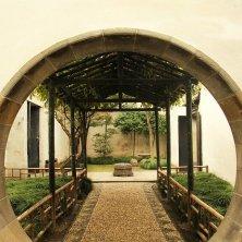 prospettiva giardino Suzhou
