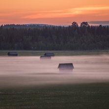 Fienili Lapponia svedese orientale_foto linnea isaksson