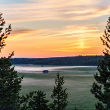 Fienili campi Pajala-_foto Linnea Isaksson Lapponia svedese